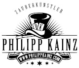 Zauberer Philipp Kainz